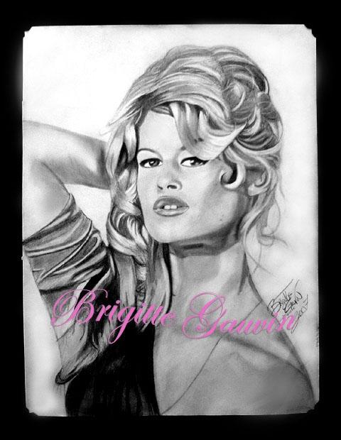 Brigitte Bardot by BrigitteGo